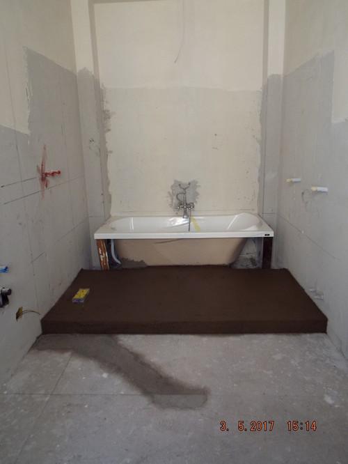 Realizzazione nuovo bagno!