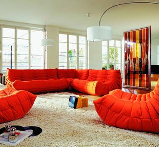 Togo Sofa | Ligne Roset - Modern - Sofas