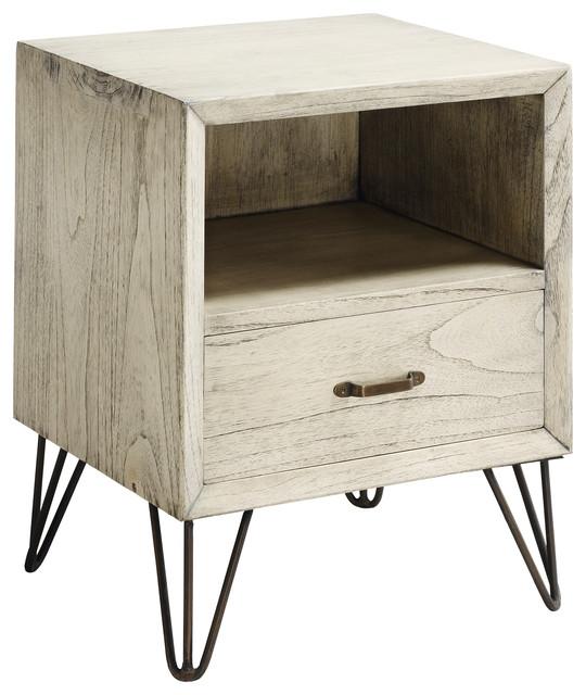muria bedside table scandinavian side tables end. Black Bedroom Furniture Sets. Home Design Ideas