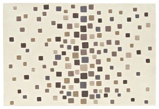 Harlequin Rectangular Rug, Spacedust