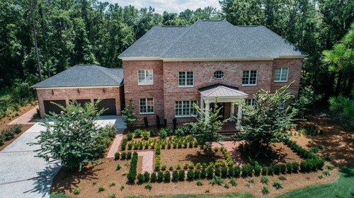 Help - Need design ideas to add curb appeal to red brick home!