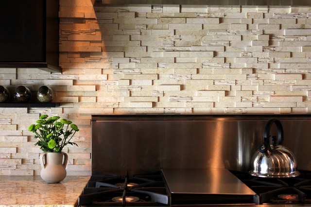 Kitchen Tiles Small tile for small kitchens: pictures, ideas & tips from hgtv | hgtv