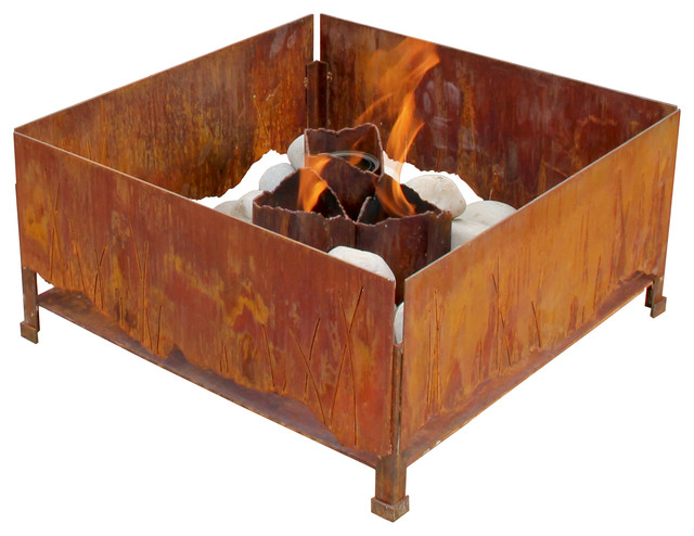 Elements Fire Pit rustic-fire-pits
