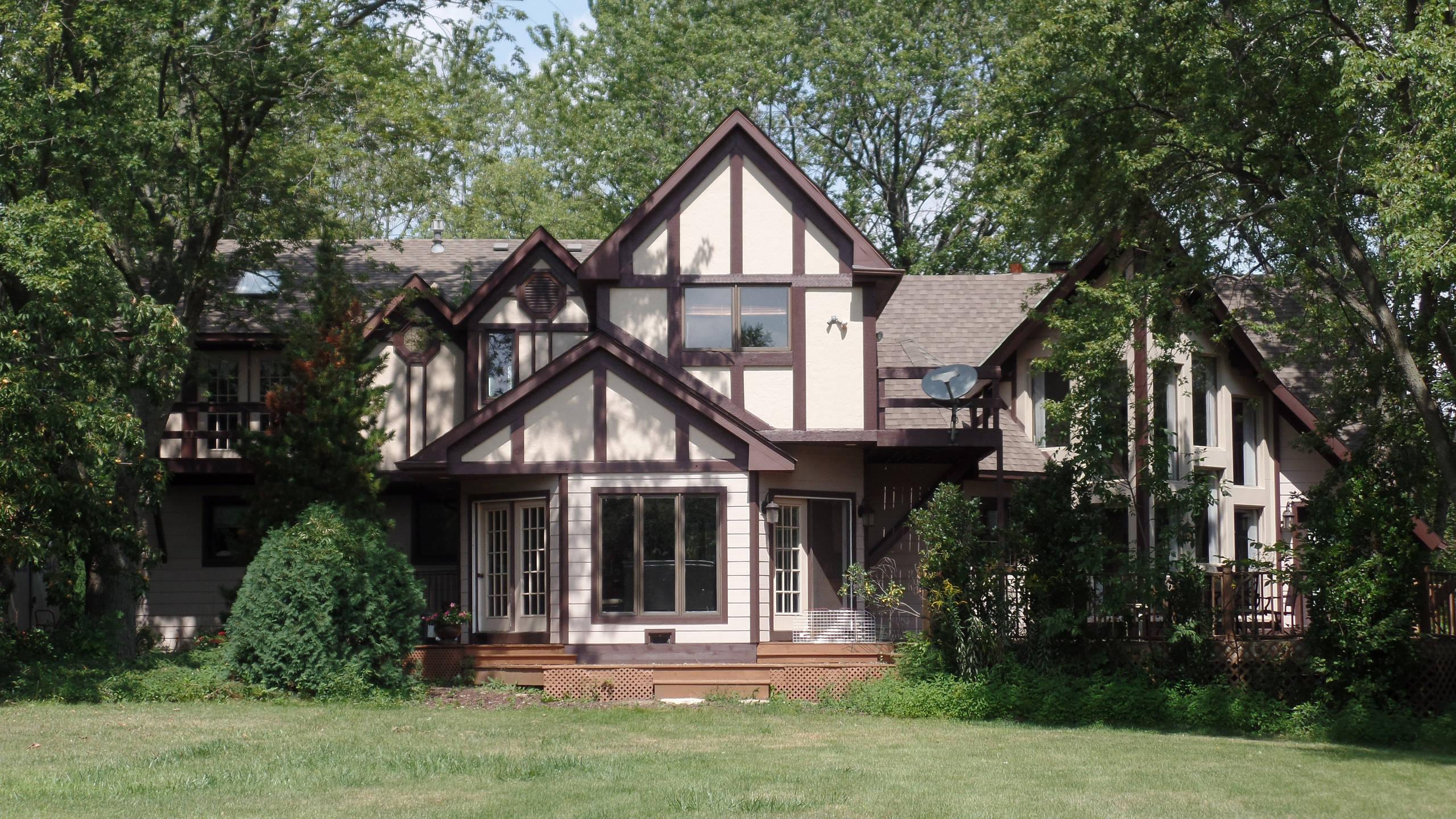 Modern Farmhouse Homestead - BEFORE
