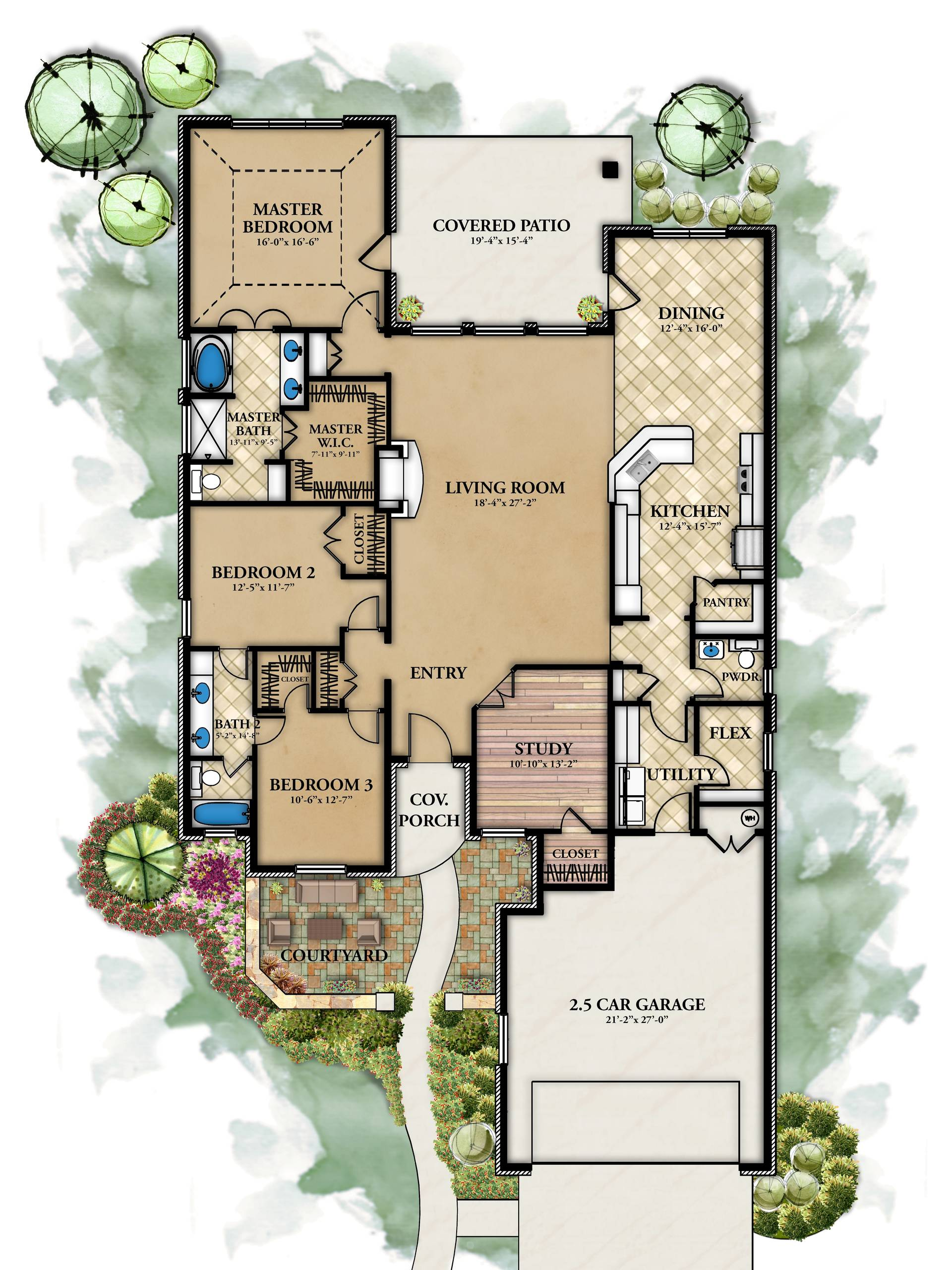 Seven Oaks (Plan 2510) - Edmond, OK