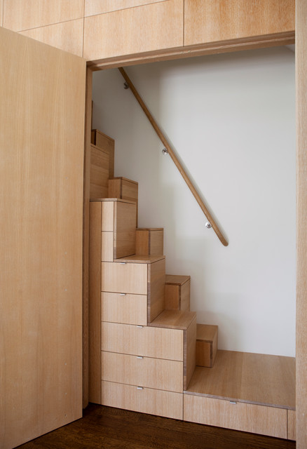 Shipu0027s Ladder Stair Contemporary