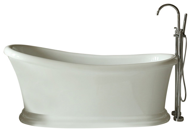 """journey"" Freestanding Bath."
