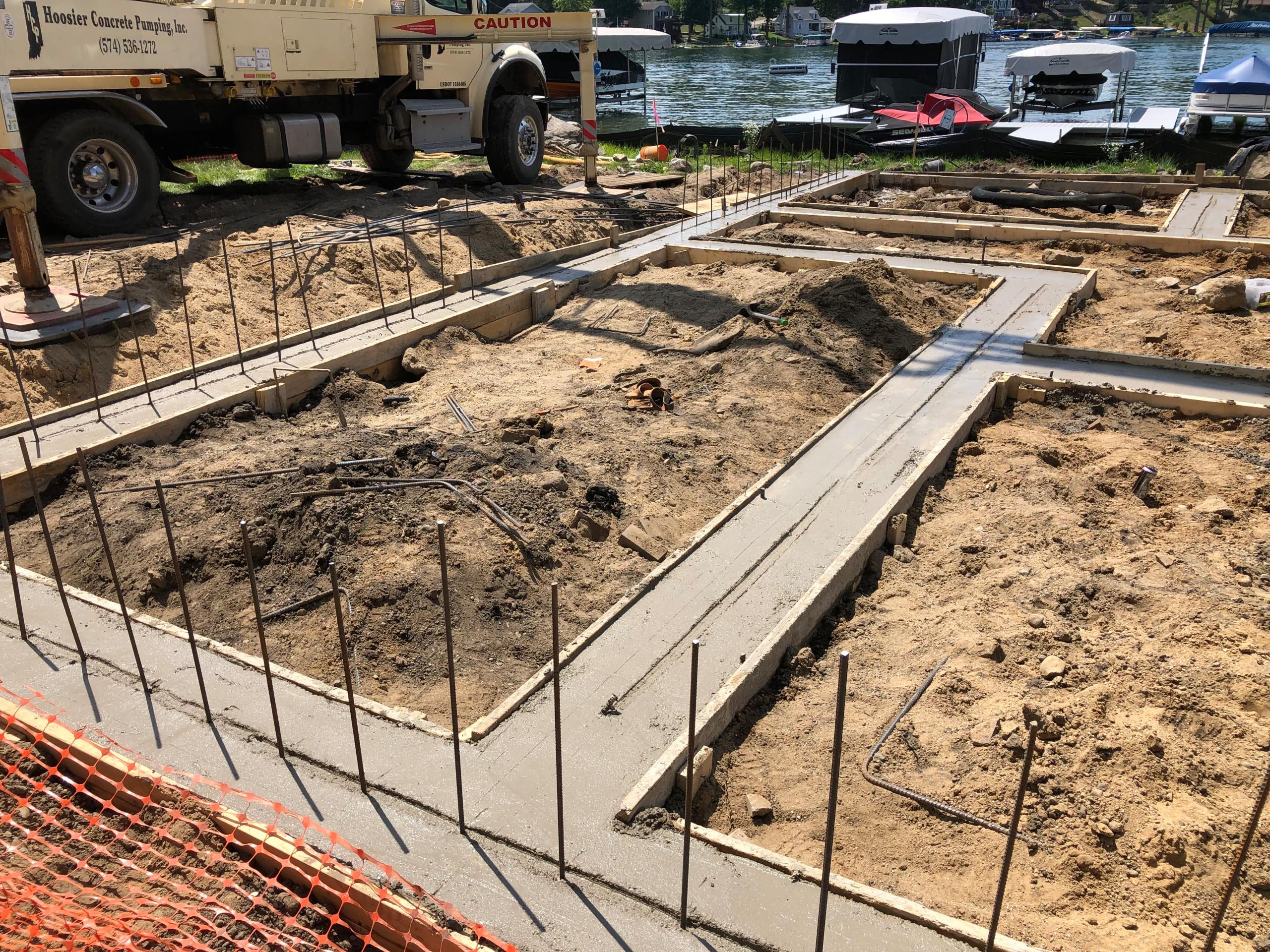 Magician Lake New Construction