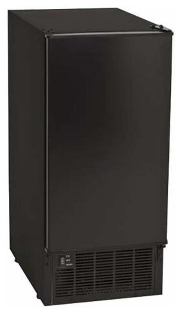 Koldfront Kim450 15 Wide 25 Lbs. Capacity Built-In Ice Maker.