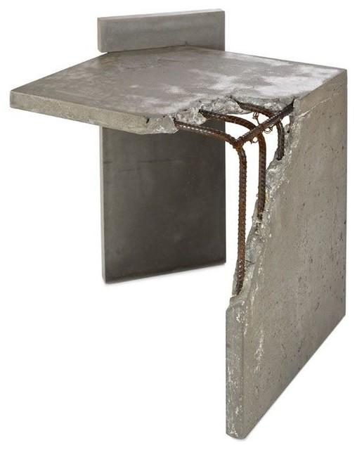 Concrete furniture + accessories