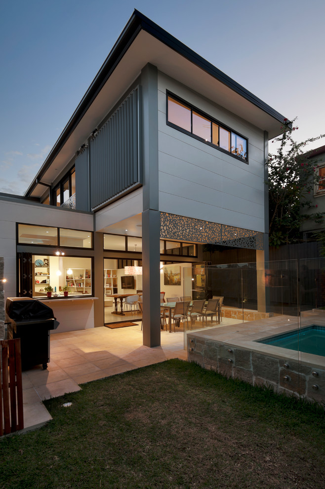 Rozelle Renovation with Pool