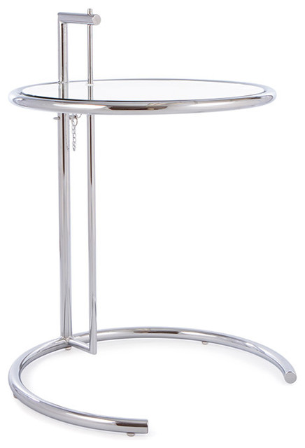 Mid Century Retro Glass Side Table Side Tables And End Tables