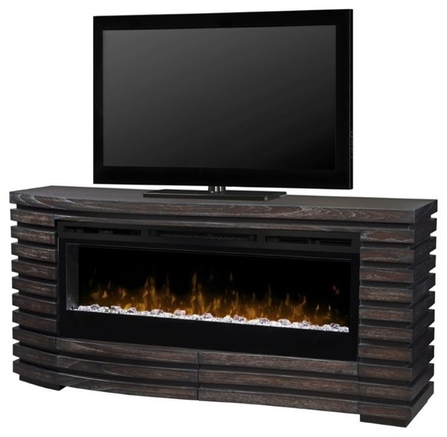 Dimplex Elliot 50 Fireplace Tv Stand Hawthorne Transitional