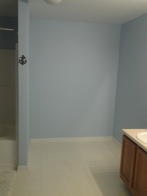 Need Help With Empty Space In Master Bathroom