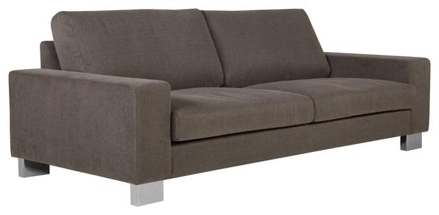 Sits quattro 3 seater sofa contemporary sofas by for Sofa quattro