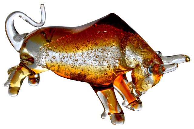 Brody The Bull Figurine.
