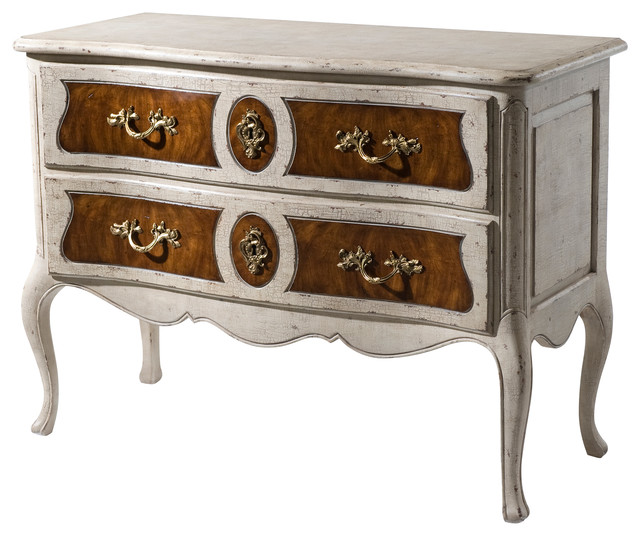 Theodore Alexander The Rocaille Chest - Traditional ...
