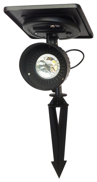 Gama Sonic Progressive Solar Led Accent Spotlight.