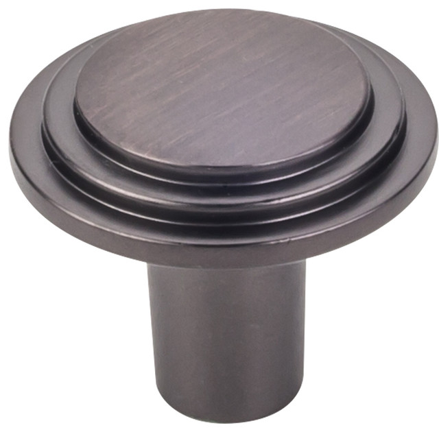 Calloway Cabinet Knob, Brushed Oil Rubbed Bronze ...