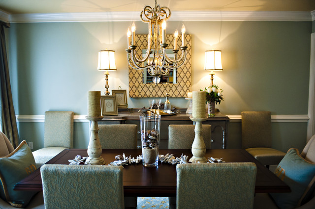 Chic Dining Rooms. Chic Dining Rooms Shabby Room Country Home ...