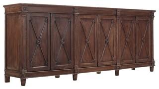 Cabinet, Marksman, Dark Pine