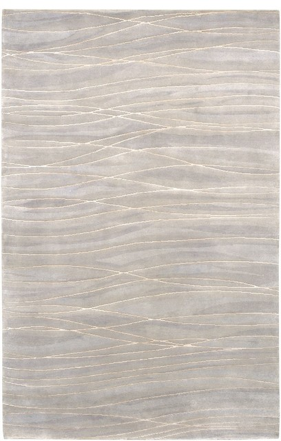 contemporary shibui area rug - contemporary - area rugs - by rugpal