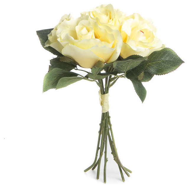Silk flower factory reviews image collections flower decoration ideas silk flower factory reviews choice image flower decoration ideas factory direct craft yellow open rose bouquet mightylinksfo