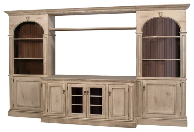 Regency Media Center Traditional Media Cabinets
