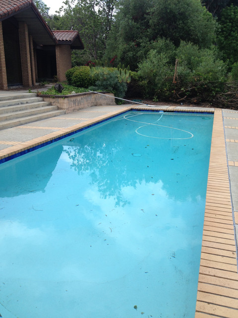 Swimming Pool Remodel Contemporary San Diego By Presidio Pools