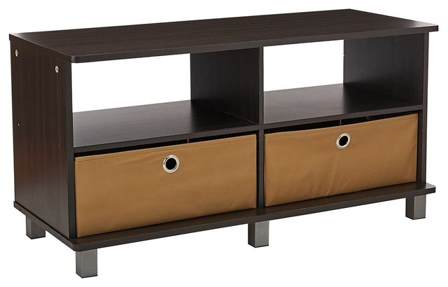 Contemporary Entertainment Center With