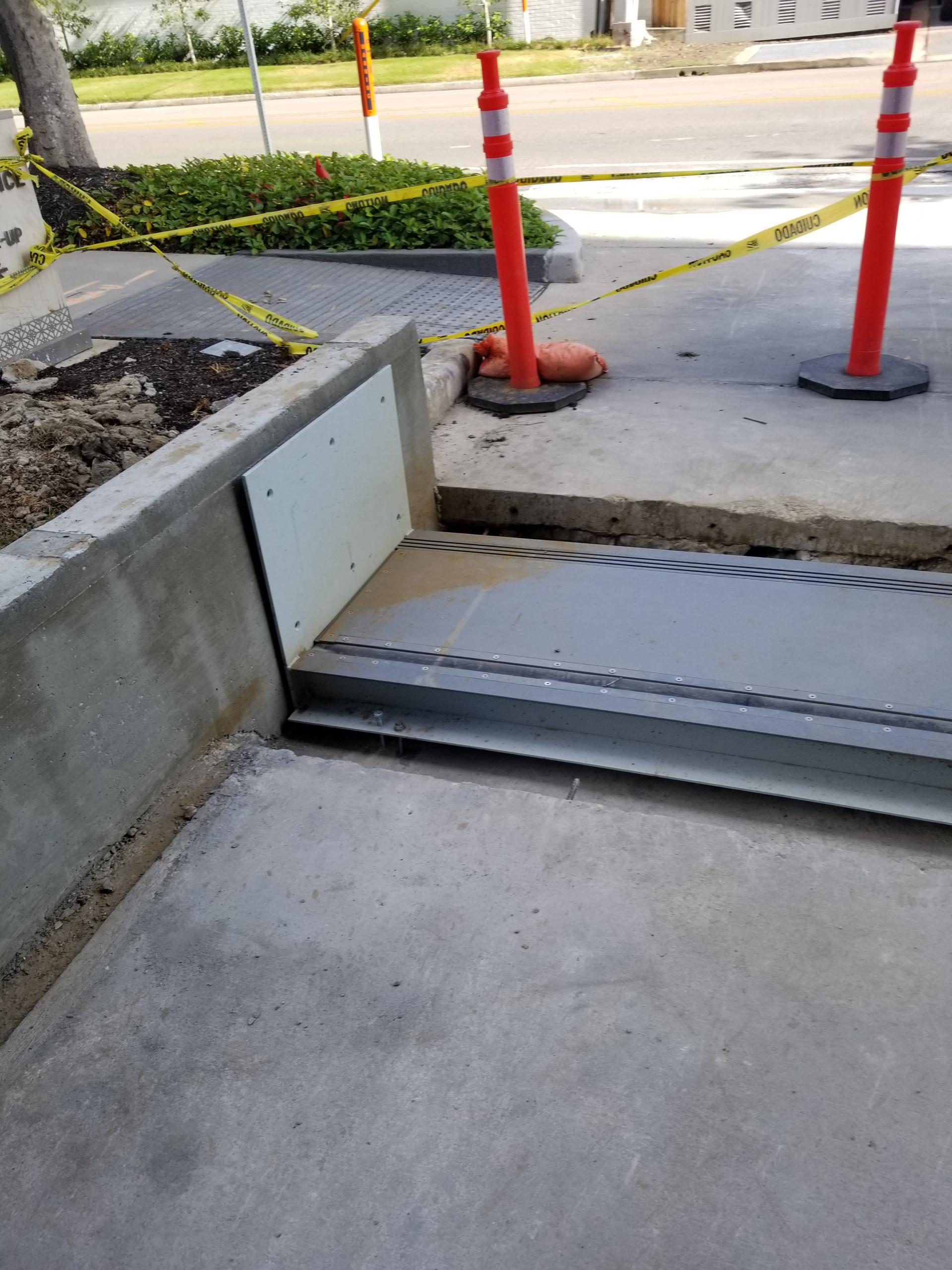 Flood Gate installations