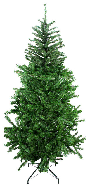 Two Tone Balsam Fir Artificial Christmas Tree Unlit 6 5