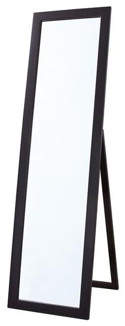 Bellaterra Floor Mirror.