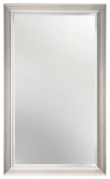 Contemporary Cabinet Mirror, Alnmc40244-Sn.