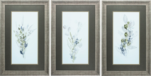 """botanica Whimsy"" Wall Art, 3-Piece Set. -1"