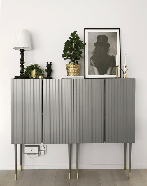 ikea ivar cabinet hack stockholm by prettypegs. Black Bedroom Furniture Sets. Home Design Ideas