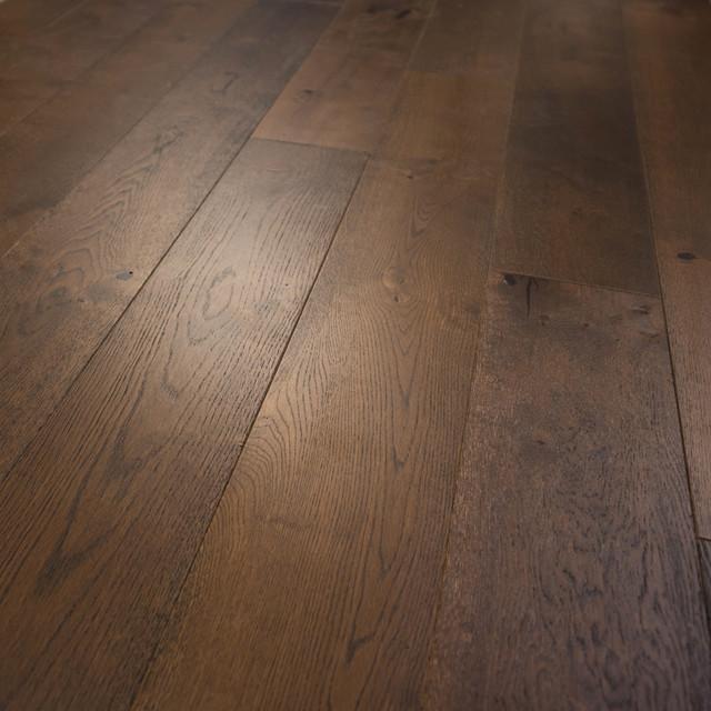 French Oak Prefinished Engineered Wood Floor Noble Estate Sample