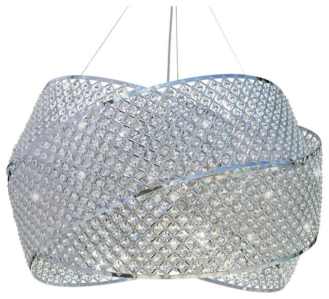 Lightupmyhome 30 Crystal Drum