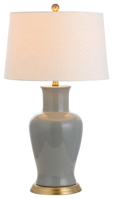 """Julian 29"""" Ceramic Table Lamp."""