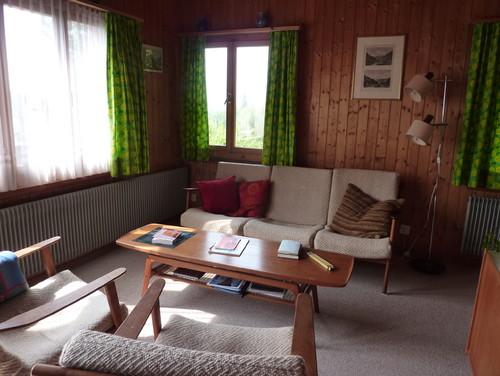 swiss home design.  1970s Swiss Chalet