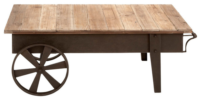 Restoration Coffee Table Industrial Coffee Tables