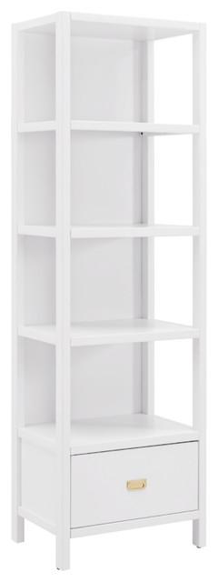 Peggy Bookcase, White.