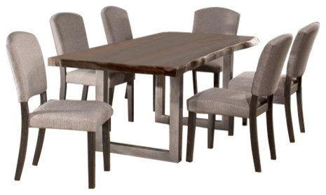 102039 Emerson Rectangle 7-Piece Dining Set.