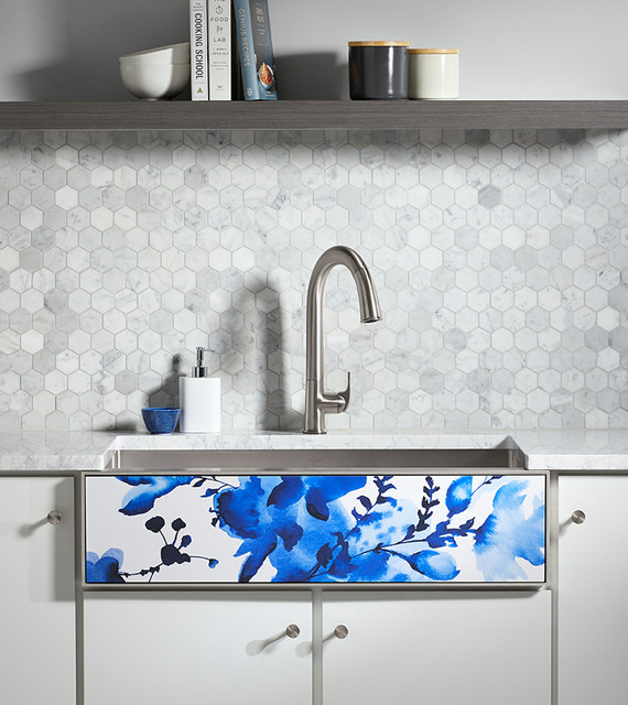 New Decorative Surfaces For Kitchens And Baths