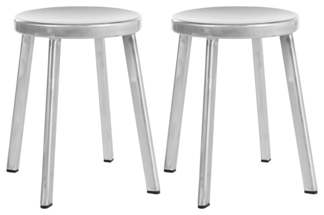 Indus Silver Stool