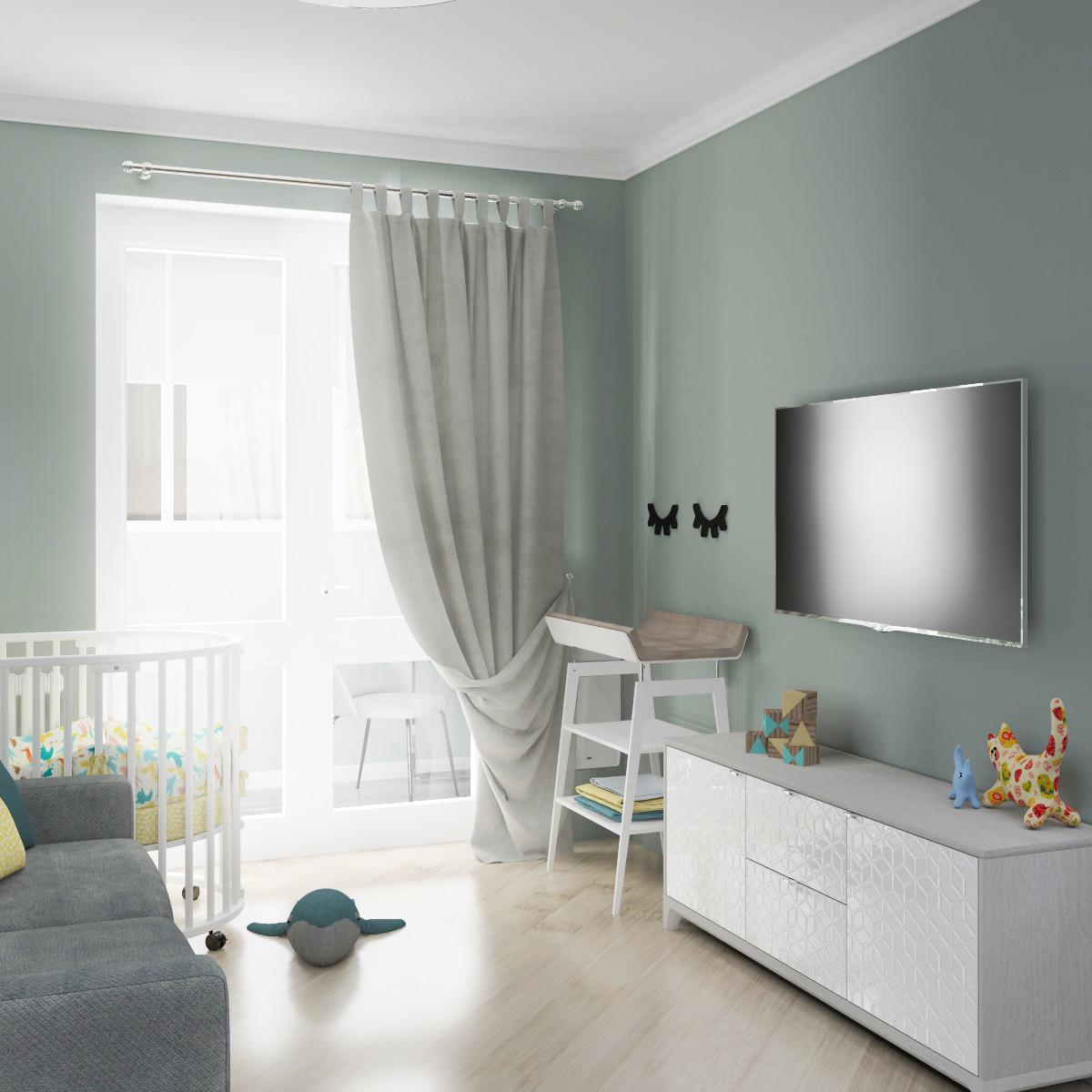 Проект квартиры во Владыкино