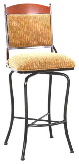 Excellent Tempo 30 Inch Madera Swivel Bar Stool Without Arms Ncnpc Chair Design For Home Ncnpcorg