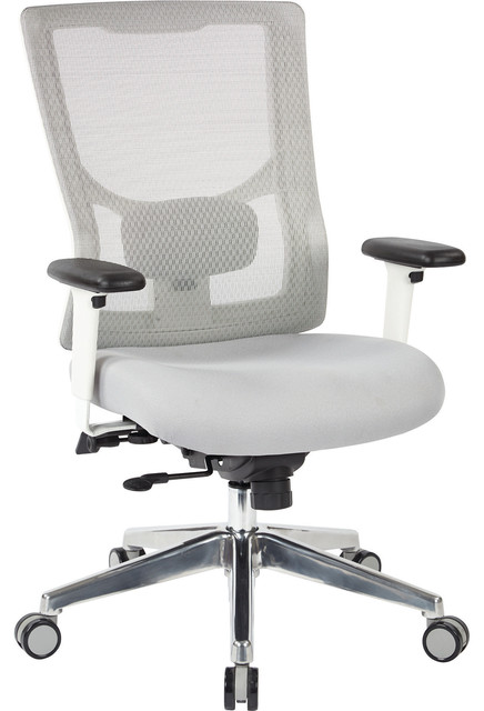 Office Chairs Adjustable Arms pro-line ii progrid high-back office chair with 2-way adjustable