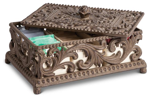 Gg Collection Tea Box.