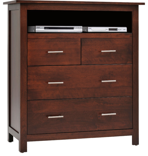 Ashton Chest With Shelf